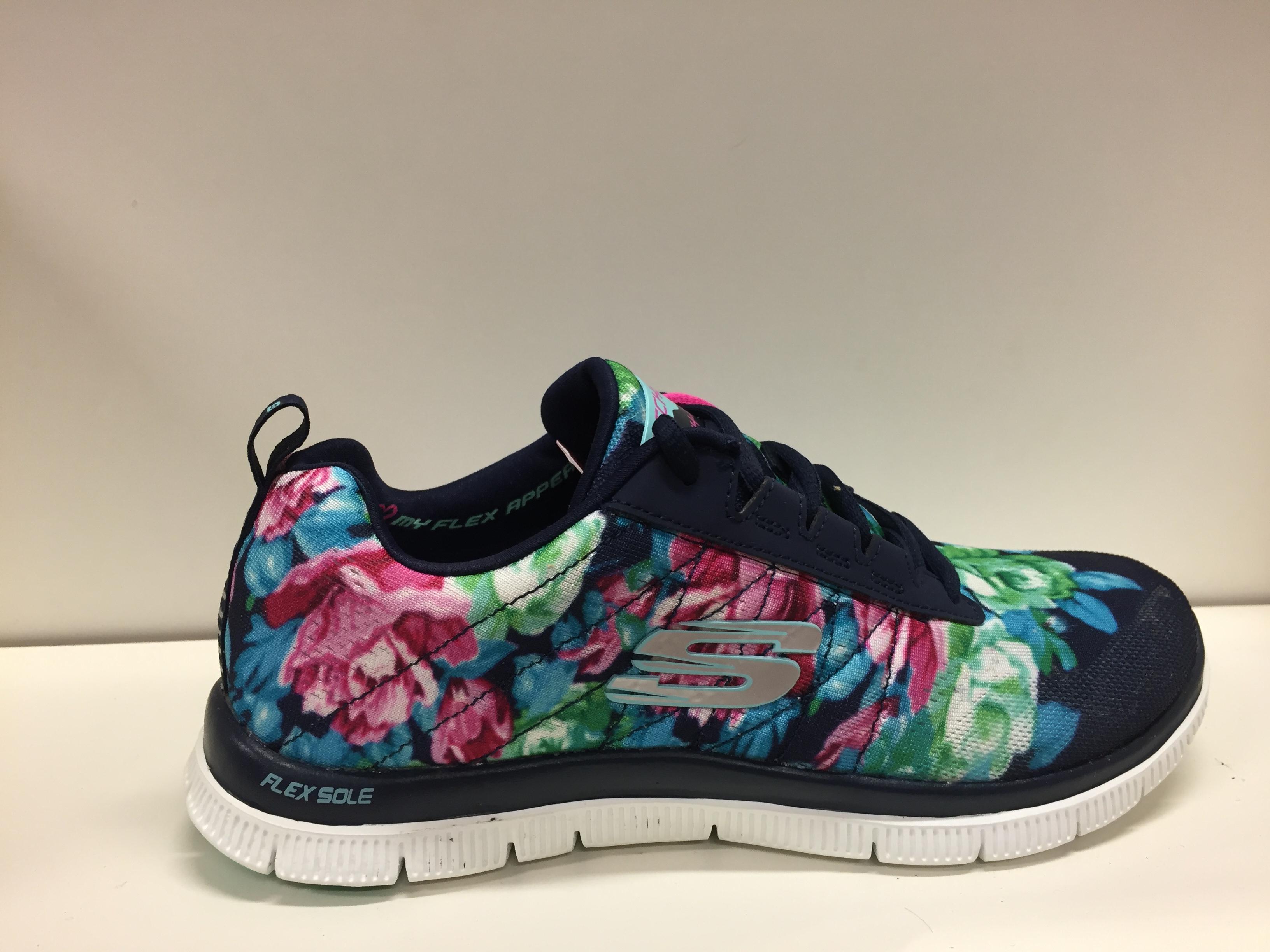 skor med stötdämpning