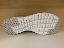 Skechers Womens Flex Appeal med Memory Foam innersula. Ljusgrå.