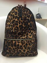 """Ryggsäck """"leopard""""-mönster, computer-bag"""